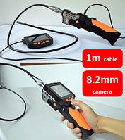 Эндоскоп NTS200 1м 8,2мм бороскоп видеоскоп видеоэндоскоп цифровой , фото 1