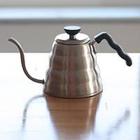 Чайник с тонким носиком для пуровера Drip Kettle Buono 1200 мл