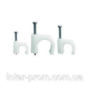 Скобы для крепления кабеля, фото 2
