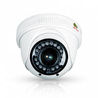 Купольная варифокальная AHD камера Partizan CDM-VF37H-IR FullHD Kit, 2 Мп