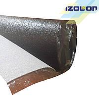 IZOLON GIDRO 4 мм для звукоизоляции пола под армированную стяжку