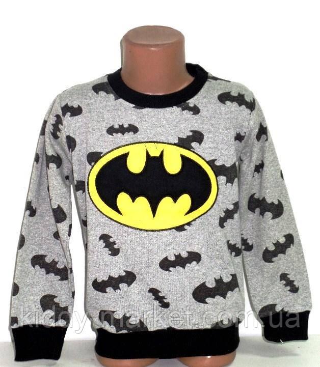 Джемпер, реглан для мальчика Бетмен, Batman