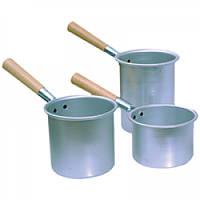 Sie-Depil Ковш металлический для нагревания воска, 500 мл.