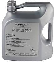 Оригинальное моторное масло VAG 5W-30 G 052195M4 5L, фото 1