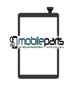 Оригинальный Сенсор (Тачскрин) к планшету Samsung T560 Galaxy Tab E 9.6 | T561 Galaxy Tab E (Черный)