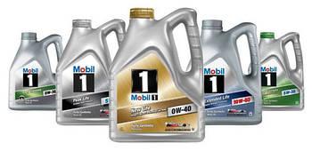 Моторное масло Mobil (мобил)