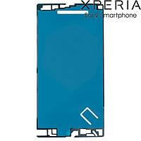 Стикер (двухсторонний скотч) тачскрина панели для Sony Xperia Z Ultra C6802 XL39h