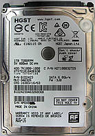 HDD 1TB 7200 SATA3 2.5 Hitachi HTS721010A9E630 неисправный 4M3X82GF