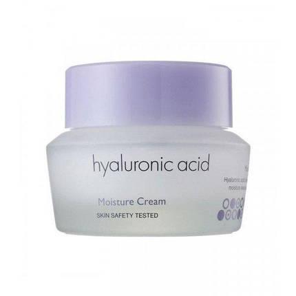 Увлажняющий крем для лица с гиалуроновой кислотой It's Skin Hyaluronic Acid Moisture Cream 50ml, фото 2