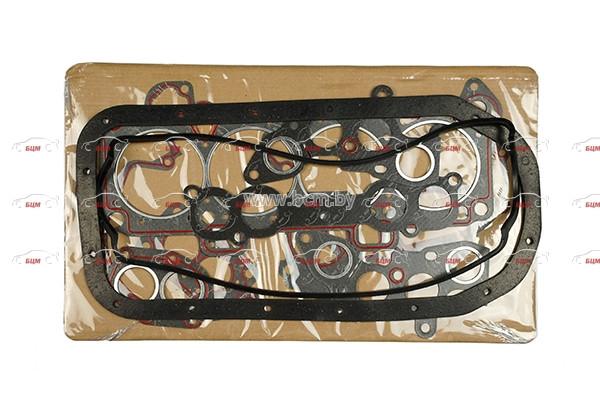 Комплект прокладок двигателя 21083 дв 1,5 (полный набор) с ресивером