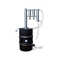 Дистилляционный аппарат с двумя отстойниками, 50л, фото 1