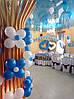 Оформление ресторанов и кафе воздушными шарами