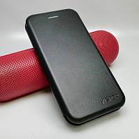 "Чехол книжка ""Luxo Leather Walet Black"" для iPhone 6 / 6S"