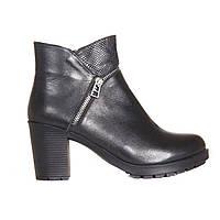 Ботинки кожаные t1041