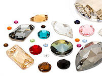 Пришивные кристаллы Swarovski