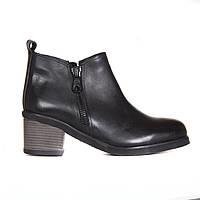 Ботинки кожаные t1059