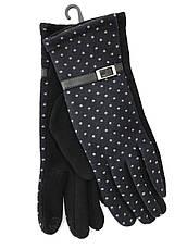 Женские стрейчевые перчатки  - СЕНСОРНЫЕ  Маленькие WAB-16203s1, фото 2