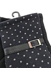 Женские стрейчевые перчатки  - СЕНСОРНЫЕ  Маленькие WAB-16203s1, фото 3