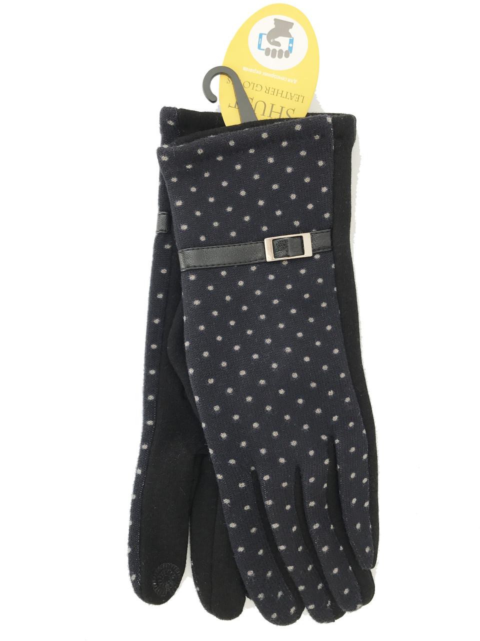 Женские стрейчевые перчатки  - СЕНСОРНЫЕ  Маленькие WAB-16203s1