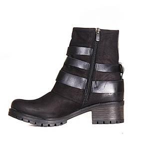 Ботинки нубуковые t1025, фото 2