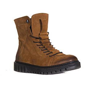 Ботинки нубуковые t1032, фото 2