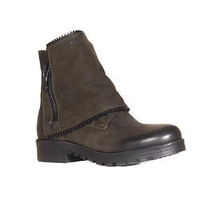 Ботинки нубуковые t1046, фото 2
