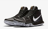 Баскетбольные кроссовки Nike Kyrie 3 black