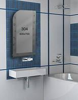 Зеркало для ванной комнаты 400х700 мм Ф304