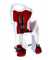 Сиденье задн. Bellelli Mr Fox Clever белое с красной подкладкой детское SAD-90-10