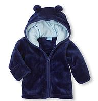 Легка, м'яка весняно-осіння курточка для немовлят