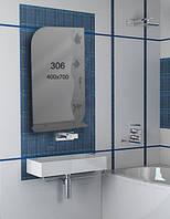 Зеркало для ванной комнаты 400х700 мм Ф306