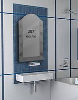 Зеркало для ванной комнаты 400х700 мм Ф307
