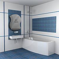 Зеркало для ванной комнаты 480х650 мм Ф311