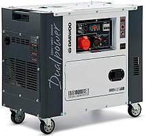 Дизельный генератор Daewoo DDAE 10000SE-3 (8 кВт, 3ф)