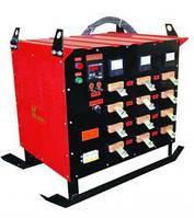 Трансформатор для прогрева бетона ТСД3-63/0,38У3