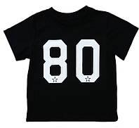 """Футболка подростковая """"80"""""""