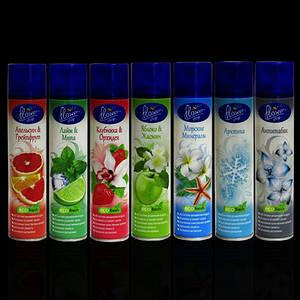 Освежитель воздуха Flower shop 300 мл., ассортимент 6 видов