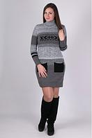 Теплые платья для женщин - Мулине
