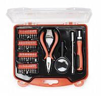 Набор инструментов cablexpert tk-basic-02 в упаковке 40 предметов
