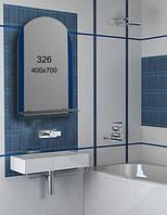 Зеркало для ванной комнаты 400х700 мм Ф326
