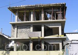 Строительство отеля из газоблоков, пеноблоков