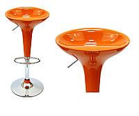 Барный стул оранжевый Martino