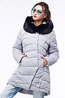 Модная курточка с утеплителем синтепух