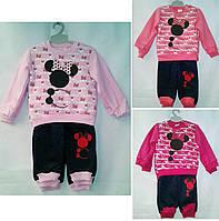 """Детские костюмчик для девочек """"Минни Маус"""""""