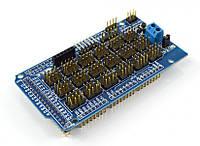 Плата расширения Arduino Mega Sensor Shield