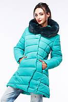 Теплая практичная курточка