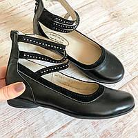 Кожаные детские туфли Palaris