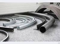 Вальцовка металла: уголка, трубы квадратного и круглого сечения, швеллера