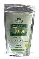 Органический индийский базиликовый чай Tulsi Original Organic 100 г