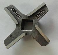 Нож для мясорубок №5 BOSCH 620949, 028887 Jupiter Inox